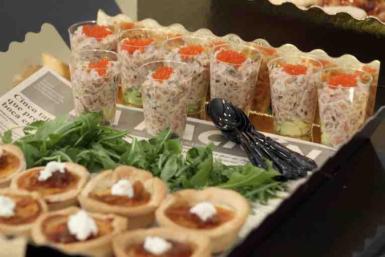 PICOTEO MERIENDA CENA FIESTAS INFORMALES - Catering De Lisi
