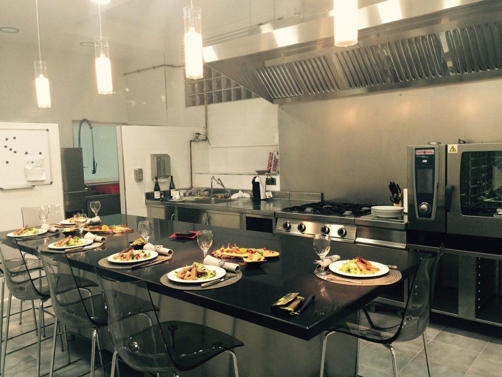Cocina de Catering de Lisi En Madrid