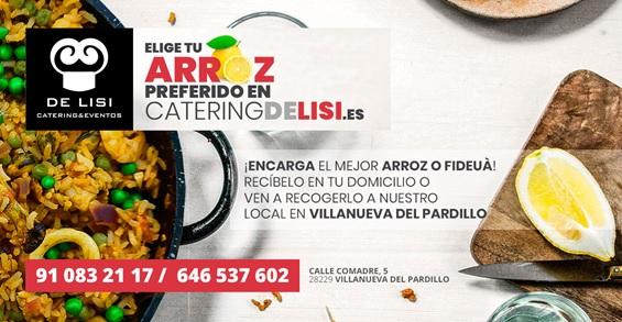 arroz catering de lisi