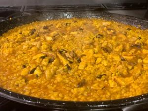 Encargar paella en Villanueva del Pardillo