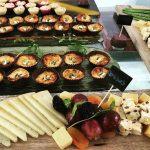 Es importante elegir el menú adecuado para cada evento